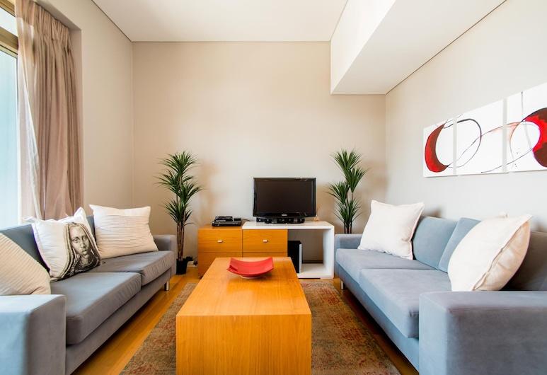 Cartwrights Corner 2308, Cape Town, Premier Apartment, 2 Bedrooms, Living Room
