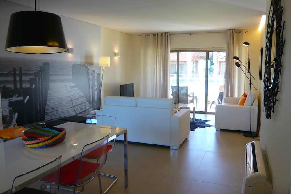 Villa, 3 Yatak Odası, Havuz Manzaralı - Odada Yemek Servisi