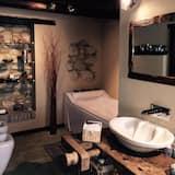 Dobbeltrom (Private External Bathroom) - Bad