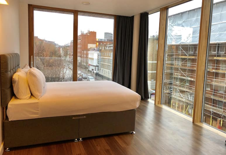 Stylish Apartments Victoria Westminster, London, Premium-Penthouse, 2Schlafzimmer, Stadtblick, Zimmer