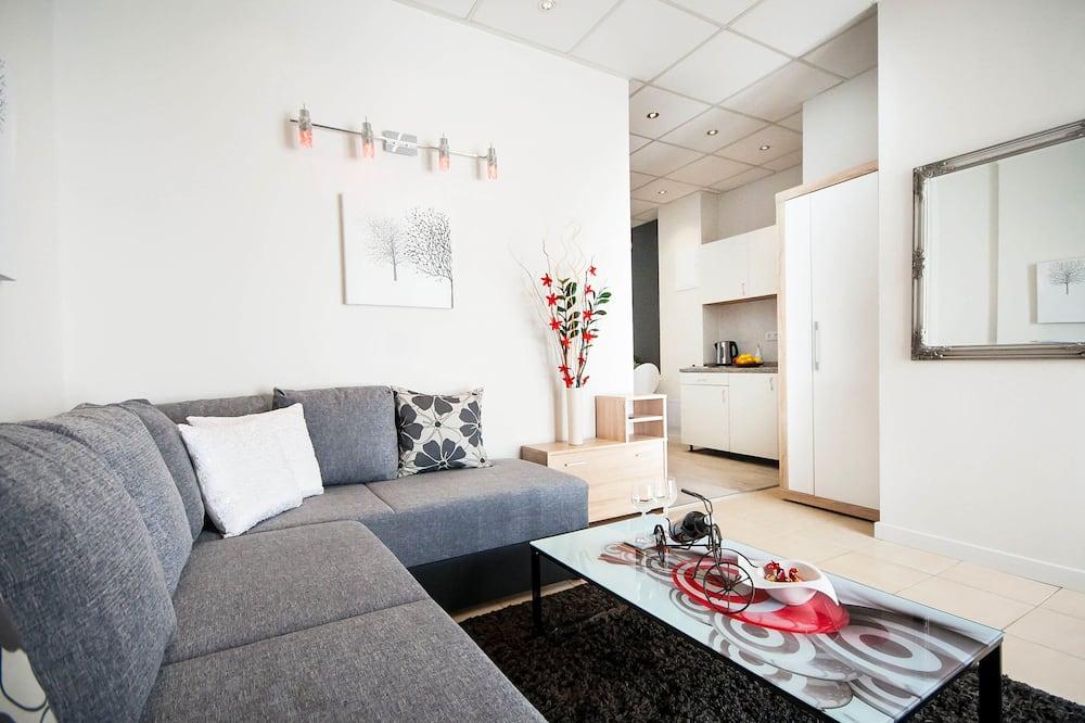 apartman (Pina) - Nappali rész