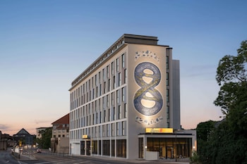 Foto van Super 8 by Wyndham Dresden in Dresden