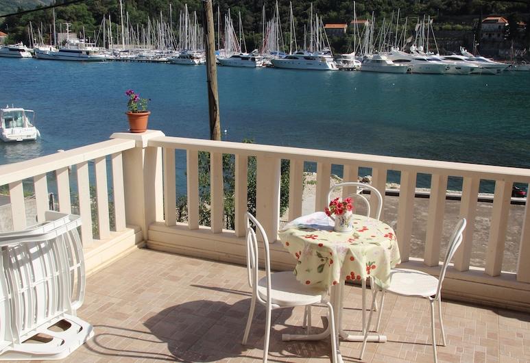 Villa Kety Apartments, Dubrovnik, Apartamento, Vista para o mar, Vista da varanda