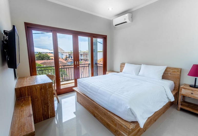 ChiCha House, Nusa Dua, Guest Room