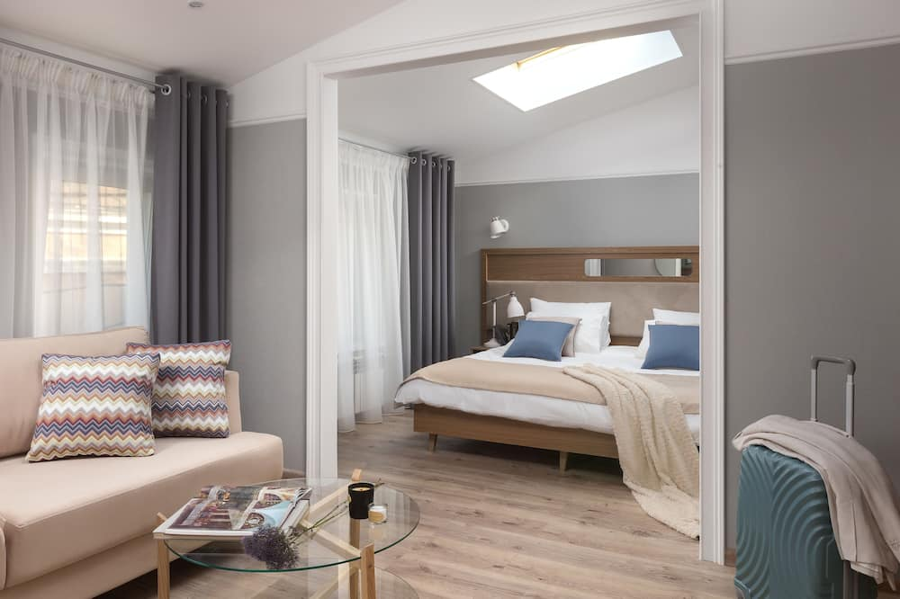 Luxury Apartment, City View - Guest Room