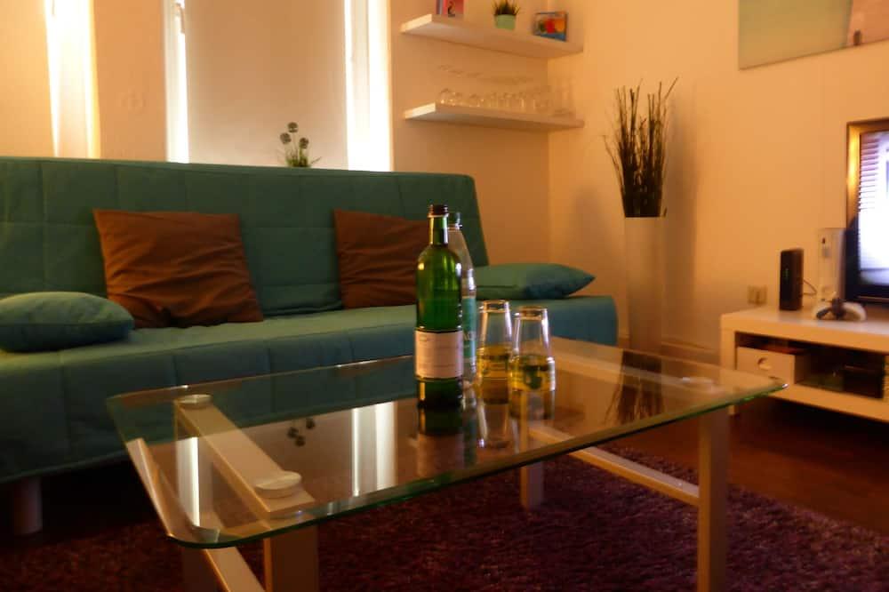 Apartamento (incl. Cleaning Fee) - Zona de estar