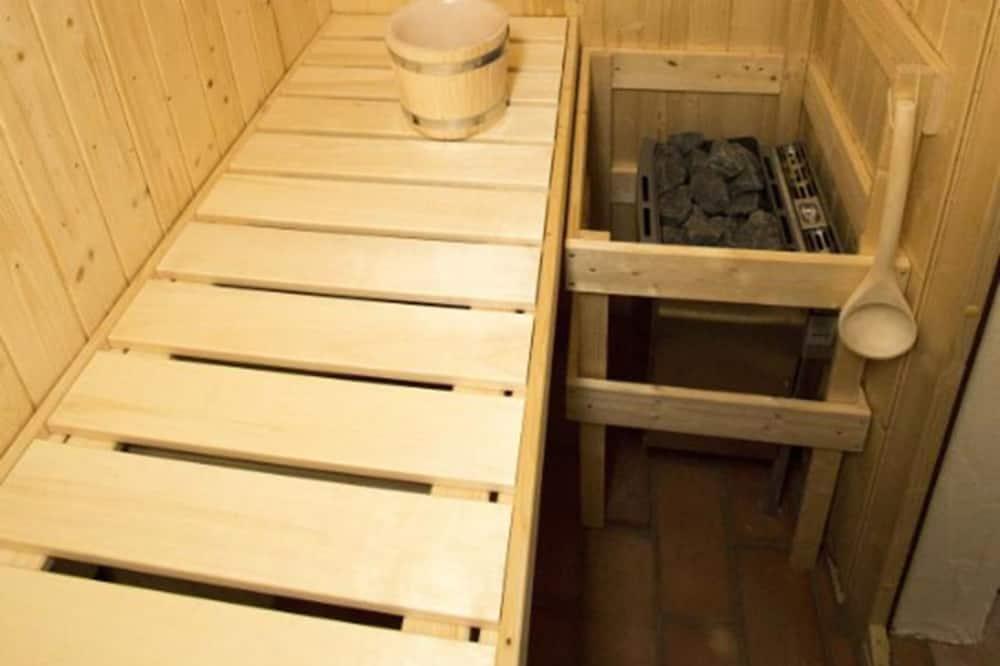 Suite, Sauna (Naturkomfortzimmer mit Sauna) - Badezimmer