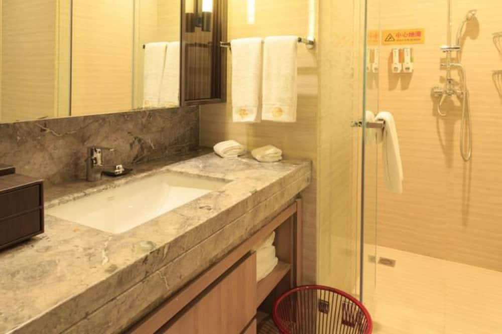 Business Twin Room, City View - Bathroom