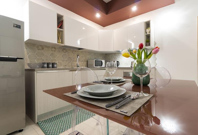 Studio Vita Cairoli 9, Bologna, Appartement, 1 slaapkamer, Privékeuken
