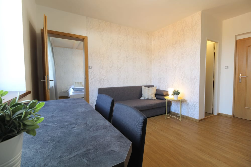 Apartment, Garden View (1) - Living Area