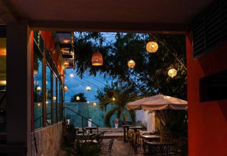 Hotel Suites Arges - Centro Chetumal, Chetumal, Terasa