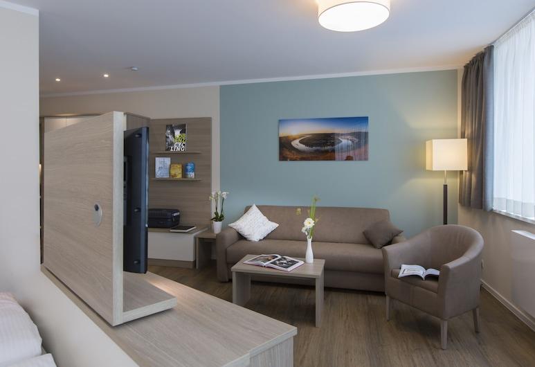 Cozy Flats Koblenz, Koblenz, Lägenhet Comfort, Rum