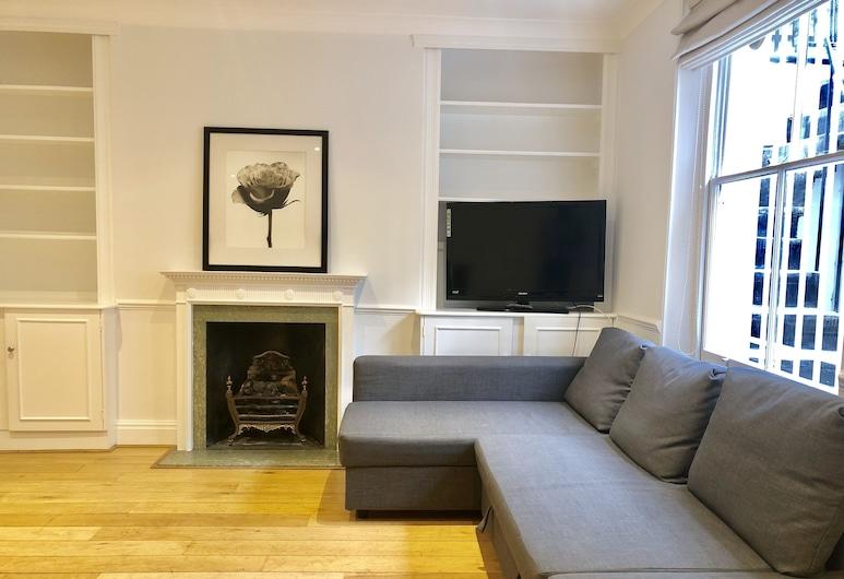 Pimlico Comfort Apartment, Londýn, Apartmán typu Deluxe, Izba