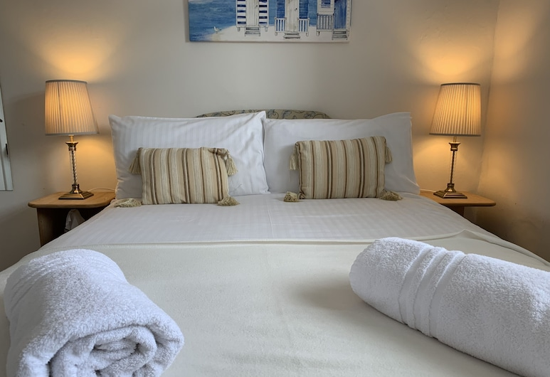 Rivendell Guest House, Southampton, Classic Double Room, Guest Room