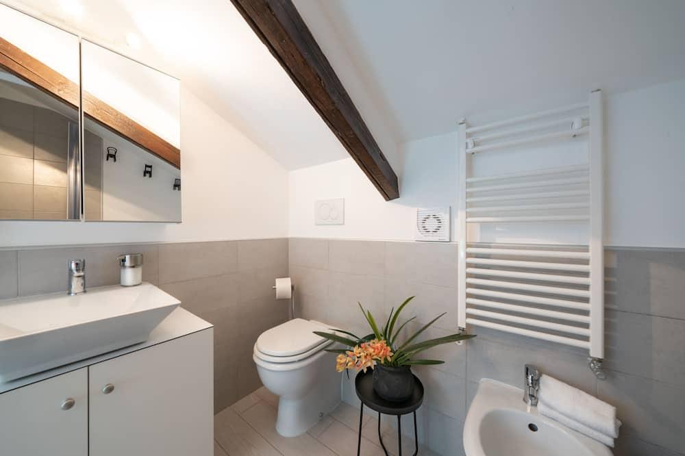 Дуплекс, 1 спальня - Ванная комната
