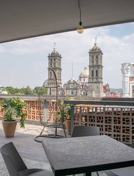 Nuotrauka: Hotel Isabel, Puebla