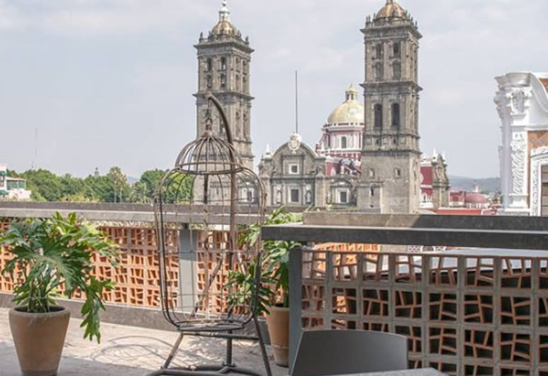 Hotel Isabel, Puebla, Hotelbar
