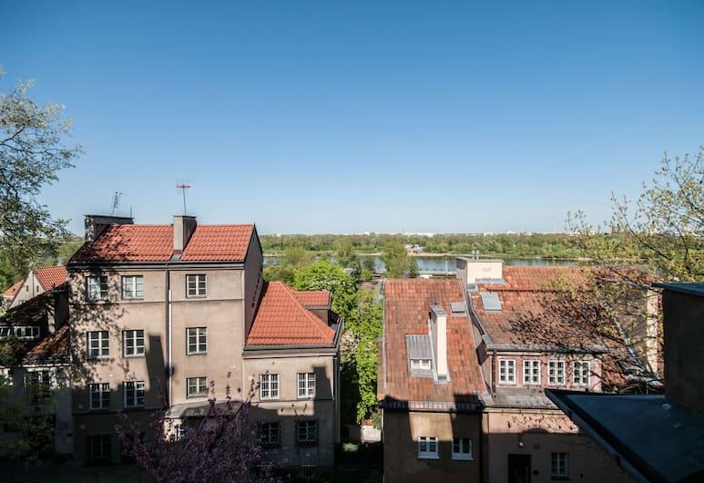 Elegant Apartment Old Town, Warszawa, Apartament typu Deluxe, Widok zpokoju