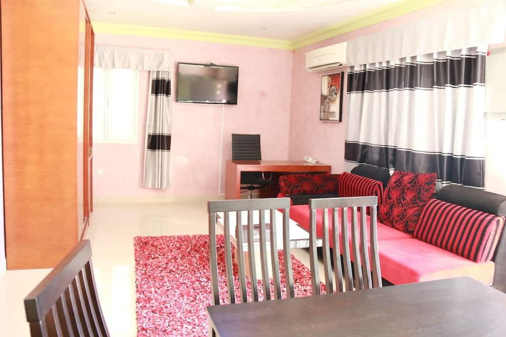 套房, 1 間臥室, 陽台 - 客房餐飲服務