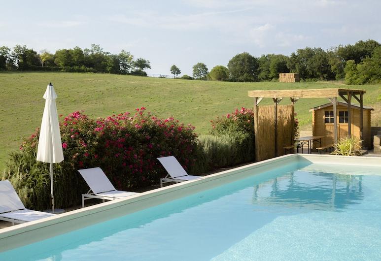 聖羅科鄉村別墅酒店, 佩沙洛, 室外泳池