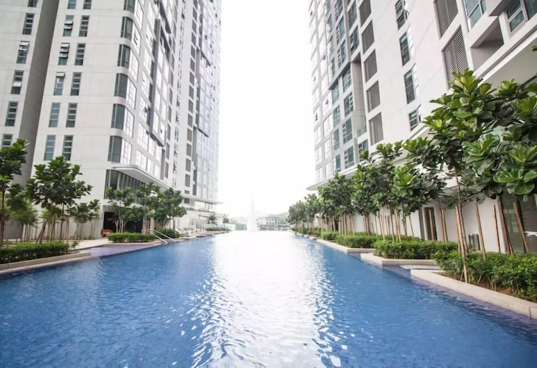 The Robertsons by Urban Suites, Kuala Lumpur, Outdoor Pool