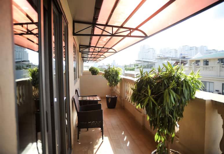 Imperial Saigon Hotel, Ho Chi Minh-Stad, Suite, Balkon