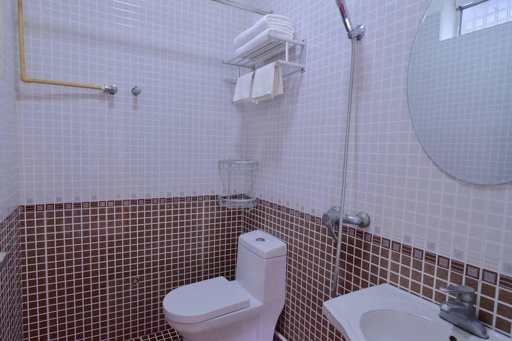 温馨大床房 - 浴室
