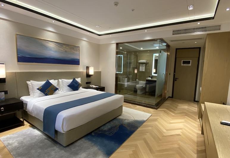 Ocean Delight Boutique Hotel, Sihanoukville, Deluxe Double Room 豪华大床房, Zimmer