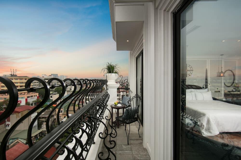 Executive Double or Twin Room, Balcony - Terrace/Patio