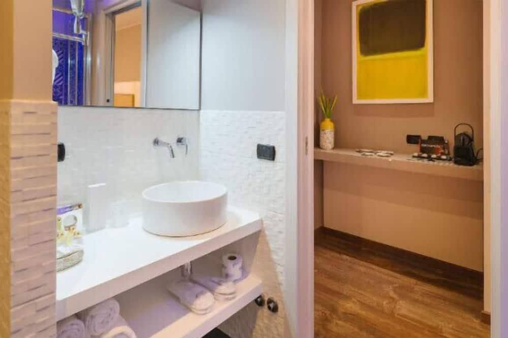 豪華雙人或雙床房 - 浴室