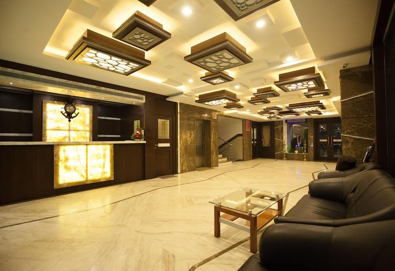 Myspace Hotels Silverstar, Bengaluru, Reception