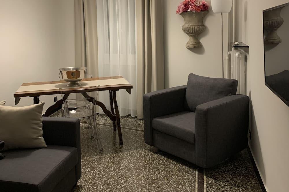 Superior Apartment (Tabarca) - Living Area