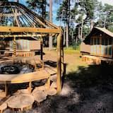 Båttelt - Obývací prostor