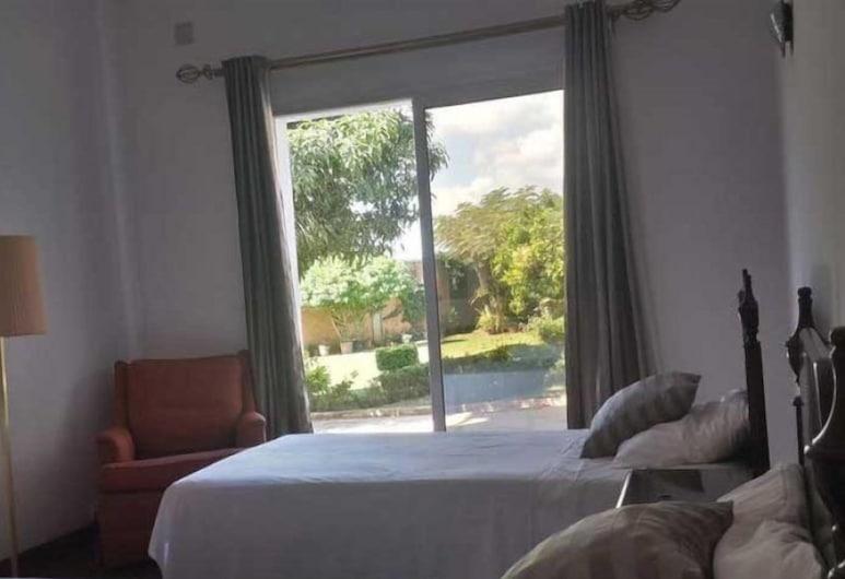 Gracehouse, Antananarivo, Classic-Zweibettzimmer, 2Einzelbetten, Gartenblick, Zimmer