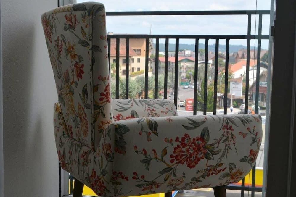 Apartment, 1 Katil Kelamin (Double) dengan Katil Sofa - Ruang Tamu