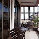 ダブルルーム - バルコニーからの眺望