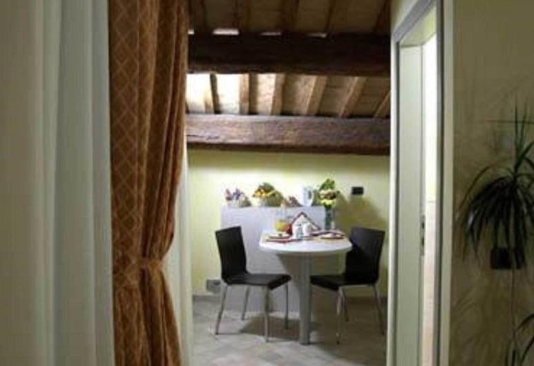 Il Pagliericcio, Ferrara, Habitación doble superior, Sala de estar