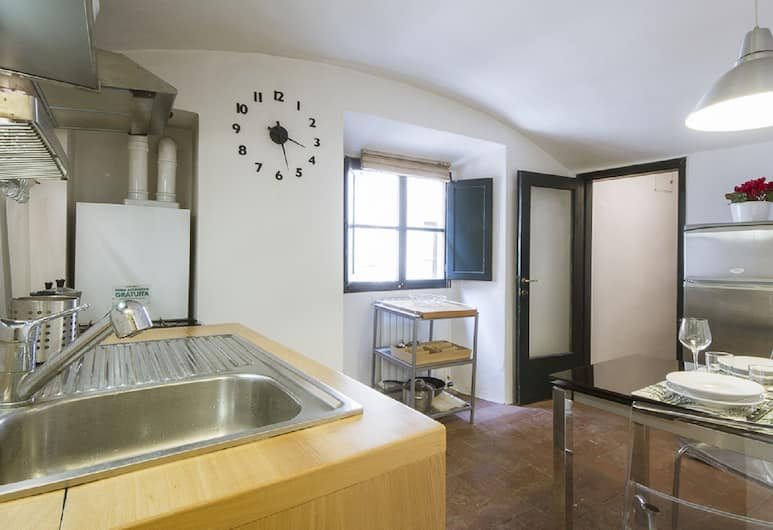 Vanina Apartment, Florence, Apartment, 1 Bedroom, In-Room Dining