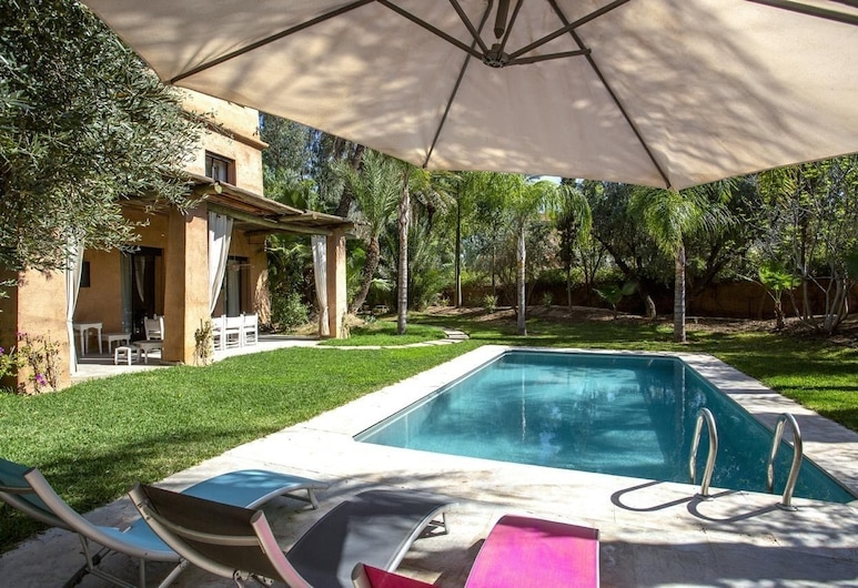 Villa de Luxe Domaine des Kasbahs C5, Marrakech, Piscine en plein air