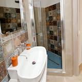 Habitación doble de diseño, patio (98) - Baño