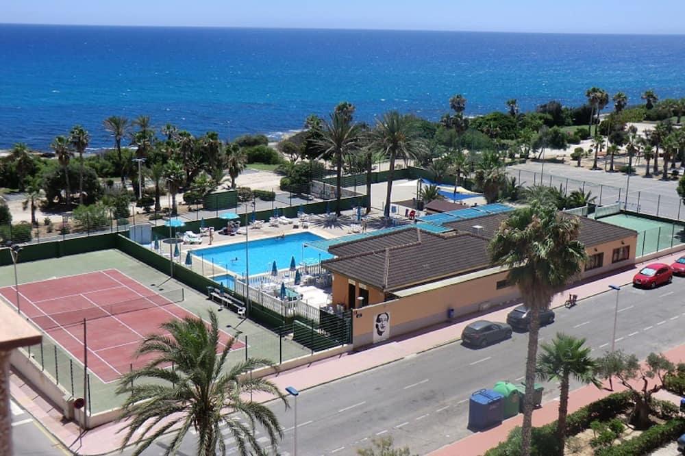 Basic Apartment, 1 Bedroom, Sea View - Beach/Ocean View