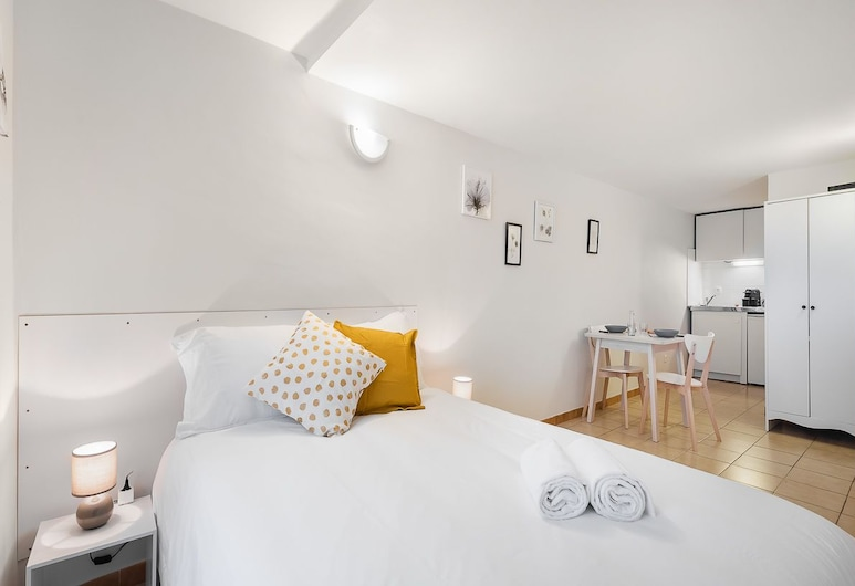 Saint Ursule, Montpellier, Basic-Apartment, Zimmer