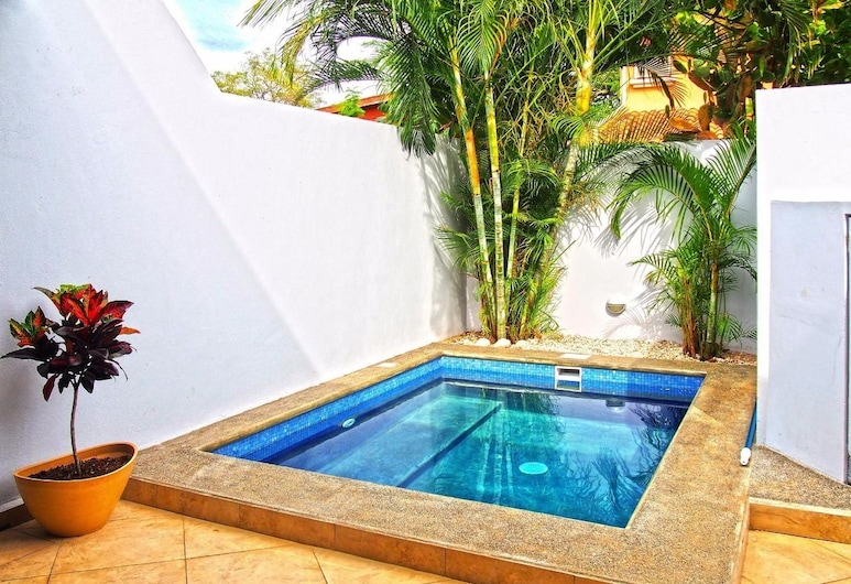 Villa Thoga Vacation Rentals & Tours, Tamarindo, Bilik Tamu