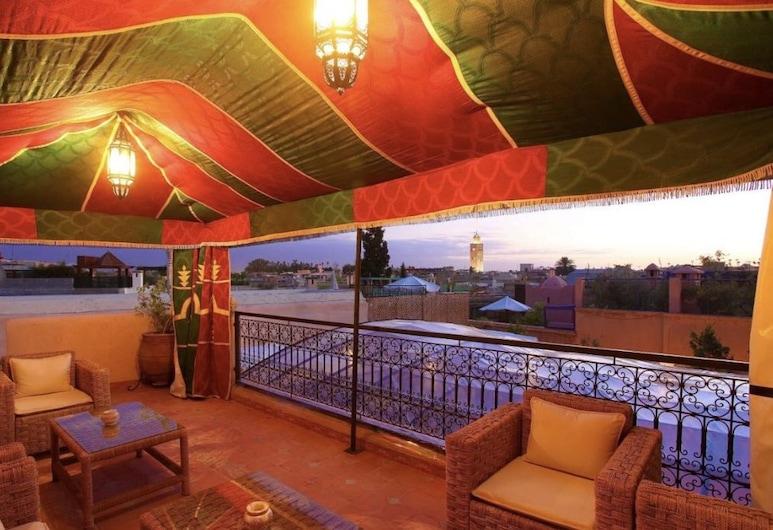 里亞德達拉迪亞酒店, 馬拉喀什