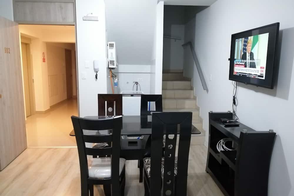 Стандартні апартаменти (4 Guests) - Вітальня
