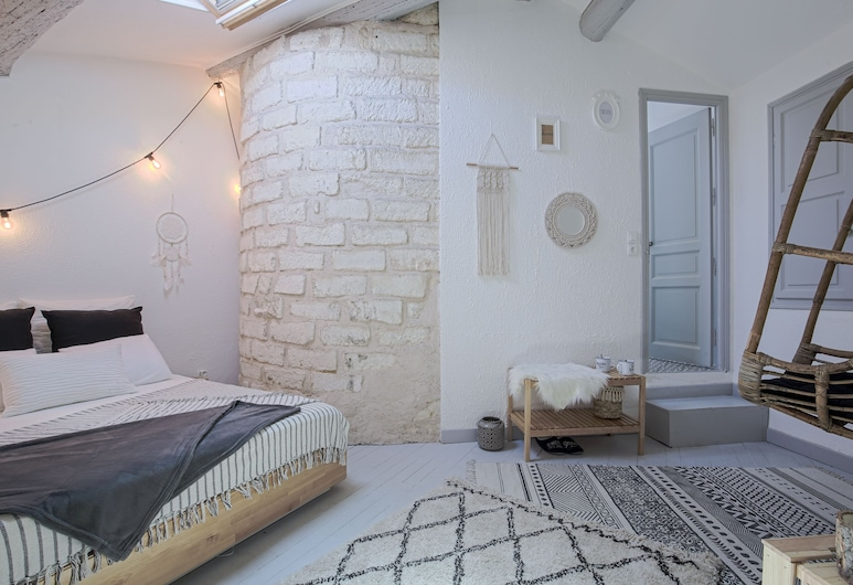 Aristide I, Montpellier, Appartement, Chambre