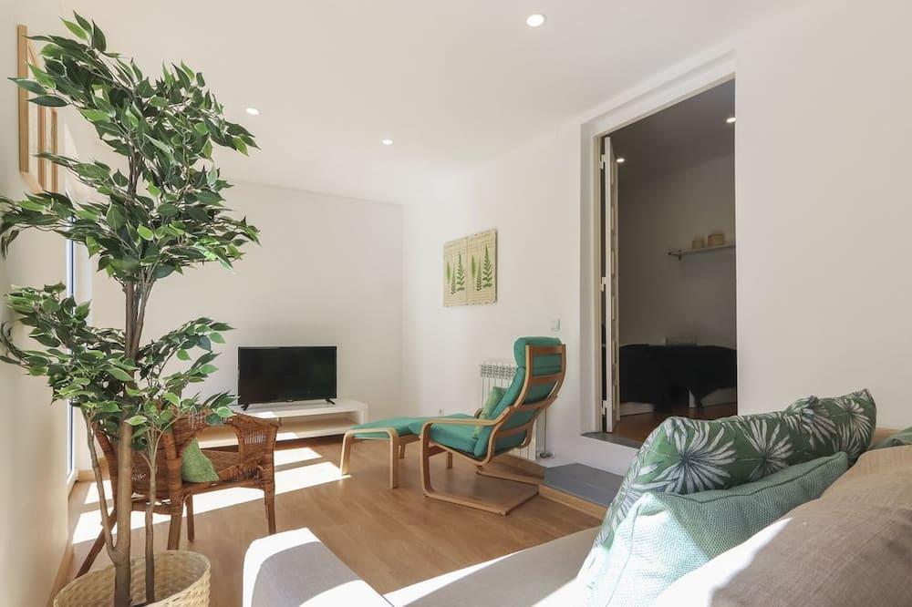 Villa, 2Schlafzimmer, Terrasse - Wohnzimmer