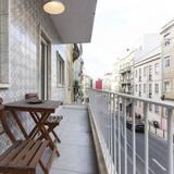 Lägenhet Design - 1 sovrum - terrass - Terrass