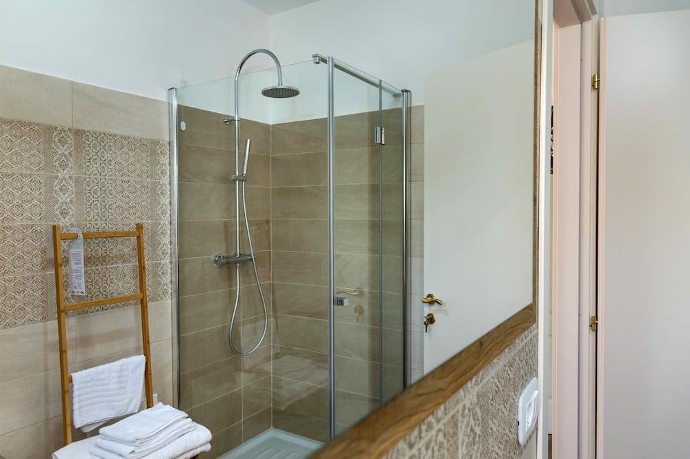 Phòng đôi, Quang cảnh vườn - Phòng tắm