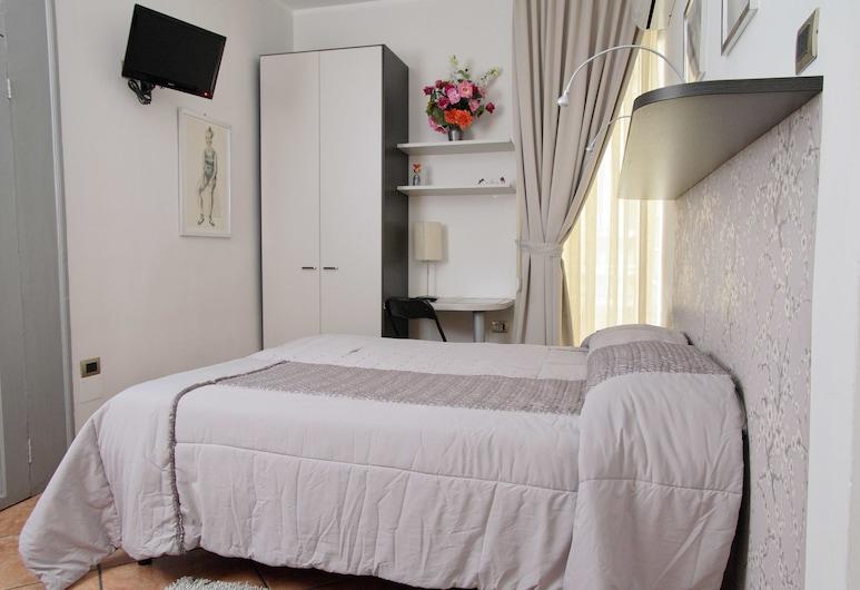 拿坡里平民表決民宿, 那不勒斯, 雙人或雙床房, 1 張標準雙人床, 城市景, 客房